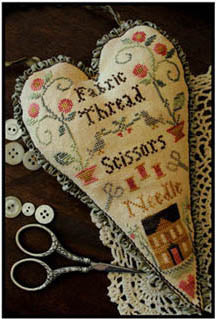 A Stitcher's Heart - Little House Needleworks