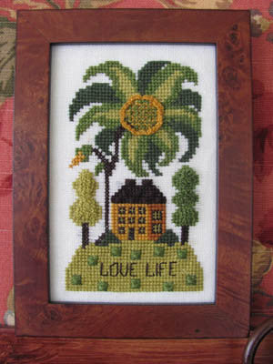 Love Life - By The Bay Needleart