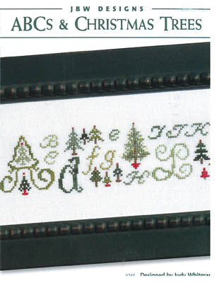 ABC's & Christmas Trees - JBW Designs