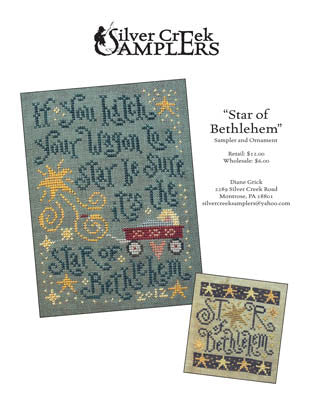 Star of Bethlehem - Silver Creek Samplers