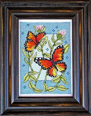 Beautiful Monarch - Bobbie G. Designs