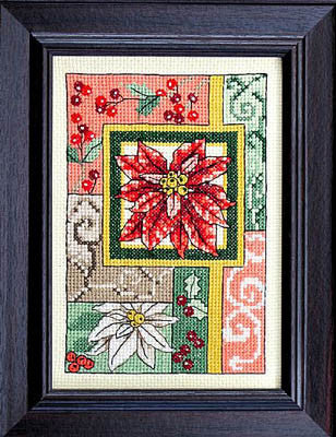 Beautiful Poinsettia - Bobbie G. Designs