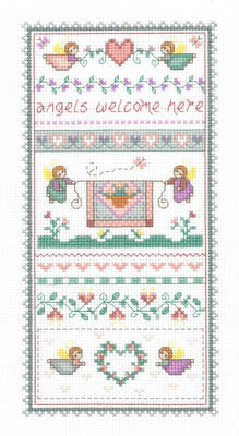 Angels Welcome - Imaginating