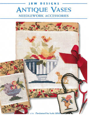 Antique Vase Needlework Accessories - JBW Designs