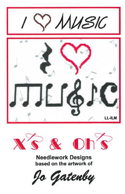 I Heart Music - Xs and Ohs
