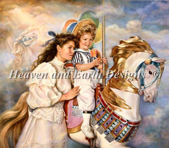 Carousel Fun - Heaven and Earth Designs