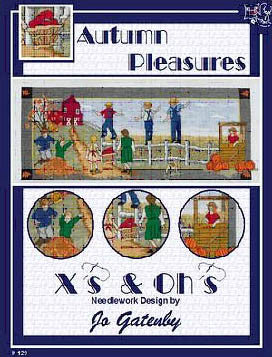 Autumn Pleasures - Xs and Ohs