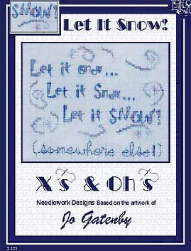 Let It Snow (Somewhere Else) - Xs and Ohs
