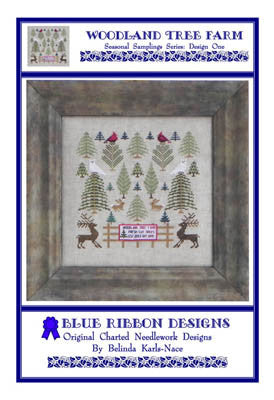 Woodland Tree Farm - Blue Ribbon Designs