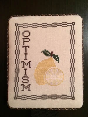 Language Of The Fruits-Optimism - AuryTM Designs