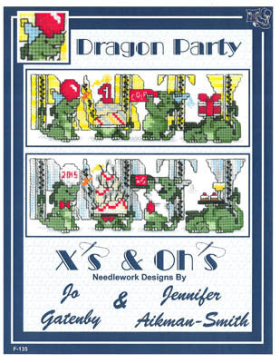 Dragon Party - Xs and Ohs