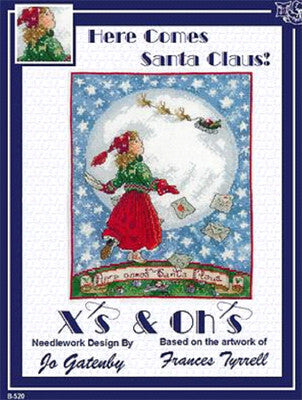 Here Comes Santa - Xs and Ohs