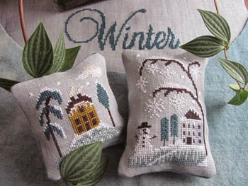 Chilly Winter - By The Bay Needleart