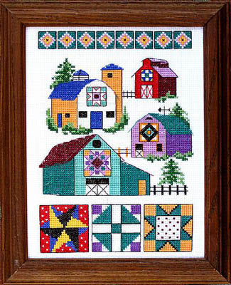 Barn Quilts - Bobbie G. Designs