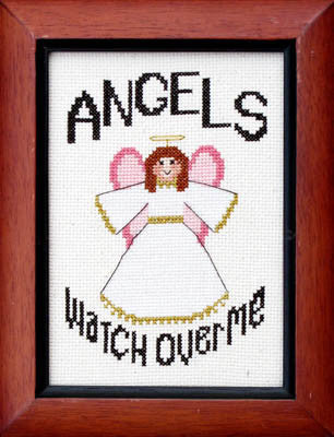 Angels Watch Over Me - Bobbie G. Designs