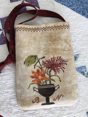 Floral Bag - Lucy Beam