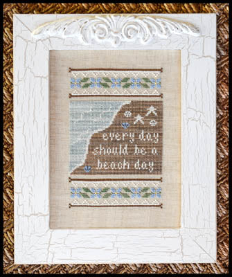 Beach Day - Country Cottage Needleworks