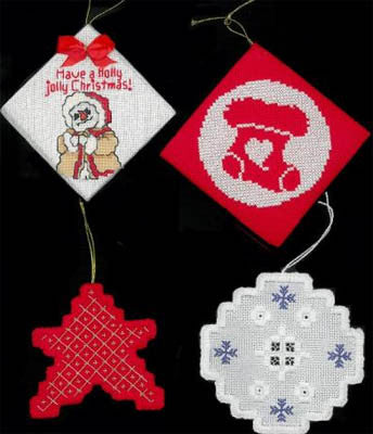 Awesome Ornaments - Xs and Ohs
