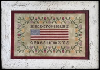 Colonial Flag Sampler - Lucy Beam
