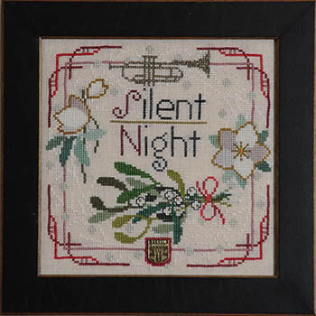 Christmas Carol, Silent Night - Tellin Emblem