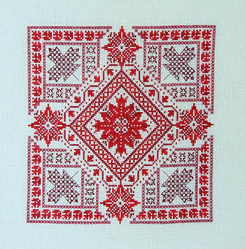 Shades of Canada - Northern Expressions Needlework