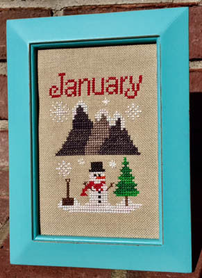 Bitty January - Pickle Barrel Designs