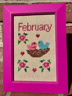 Bitty February - Pickle Barrel Designs