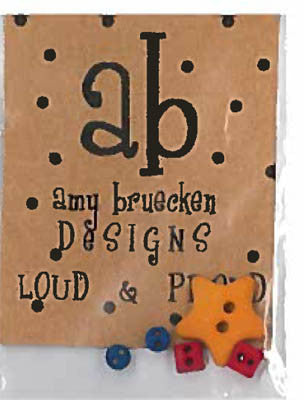 Loud and Proud Embellishment Pack - Amy Bruecken Designs