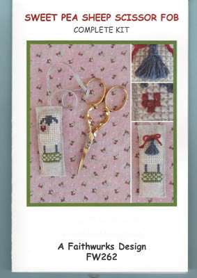 Sweet Pea Scissor FOB Kit - Faithwurks