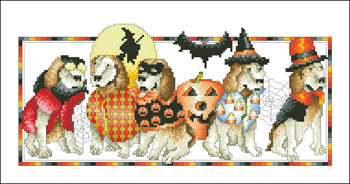 Halloween Hounds - Vickery Collection