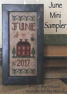 June Mini Sampler - From the Heart