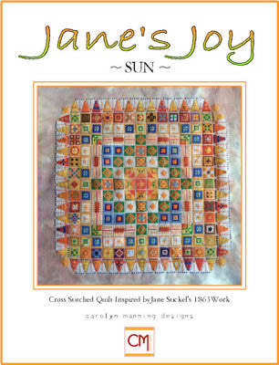 Sun, Jane's Joy Collection - CM Designs