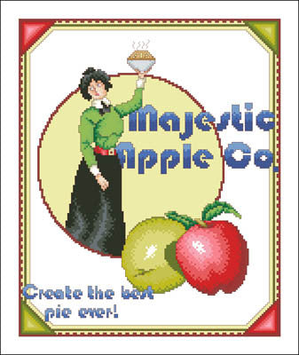 Majestic Apple Co - Vickery Collection