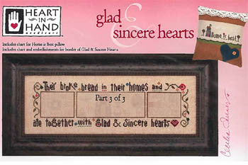 Glad & Sincere Hearts 3 - Heart in Hand