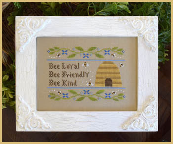 Bee Virtues - Country Cottage Needleworks