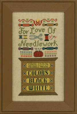 For the Love of Needlework - Elizabeth's Designs