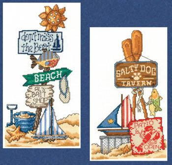 Beach Signs I - Imaginating