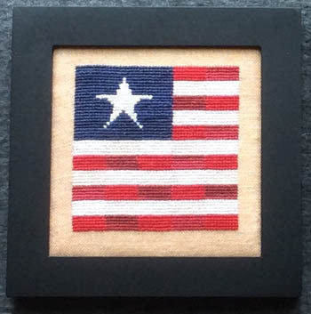 Home Decor, September Flag - Needle Bling Designs