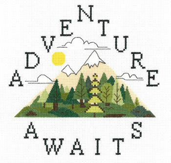 Adventure Awaits - Imaginating