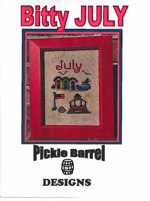 Bitty July - Pickle Barrel Designs