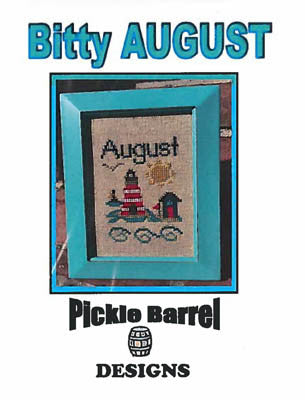 Bitty August - Pickle Barrel Designs