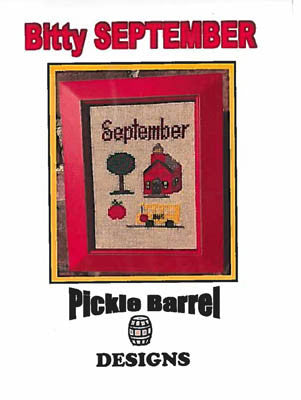 Bitty September - Pickle Barrel Designs