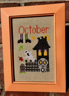 Bitty October - Pickle Barrel Designs