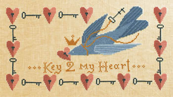 Key 2 My Heart - Artful Offerings