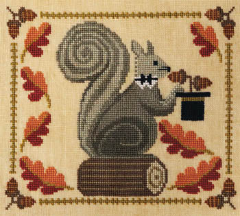 Squirrely Acorn Banquet - Artful Offerings