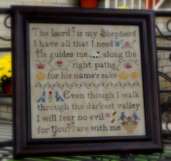 Lord Is My Shepherd - New York Dreamer