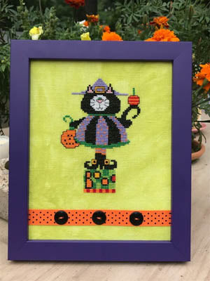Kitty Witch - Amy Bruecken Designs