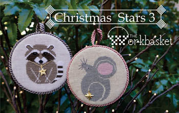 Christmas Stars 3 - Workbasket
