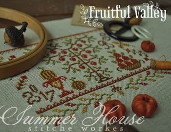 Fruitful Valley - Summer House Stitche Workes
