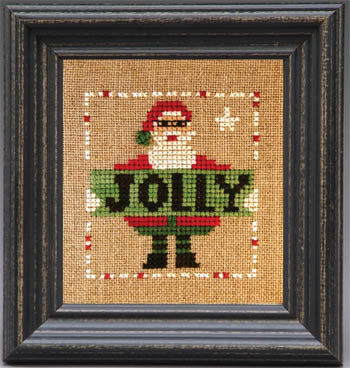 Copy of Holiday Reminder, Jolly Santa - Trilogy